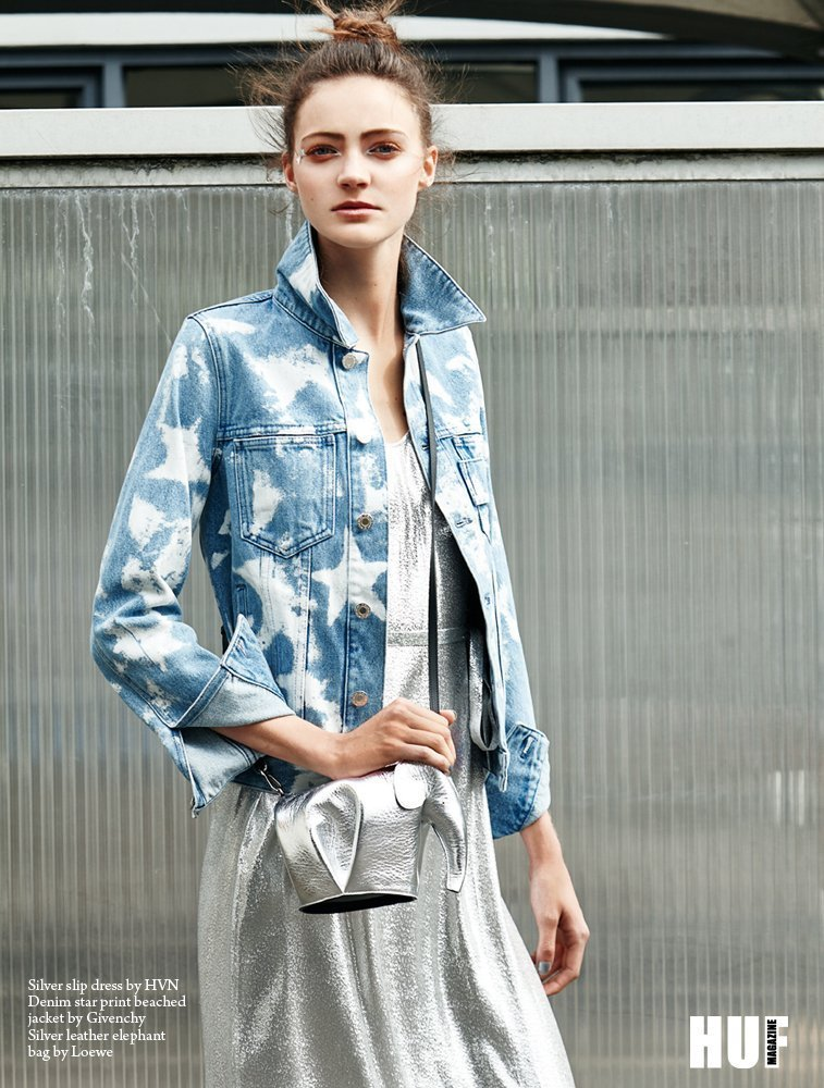 Charlotte Stather Silver Street Style Shoot